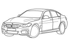 BMW S4 F32/33 COUPÈ CABRIO (2013-) F36 GRANCOUPÈ (2014-)