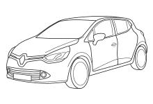 RENAULT CLIO (2013-)