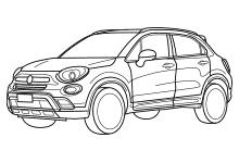 FIAT 500 X (2015-)