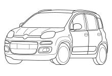 FIAT PANDA (2011-)