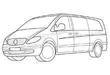 MERCEDES VITO W639 / VIANO (2010-2014)