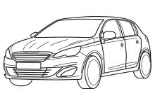 PEUGEOT 308 (2013-)