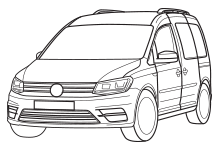 VOLKSWAGEN CADDY (2015-)